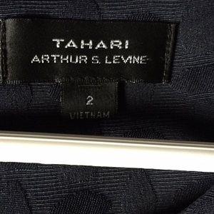 Tahari Dresses - Navy Blue Business Dress